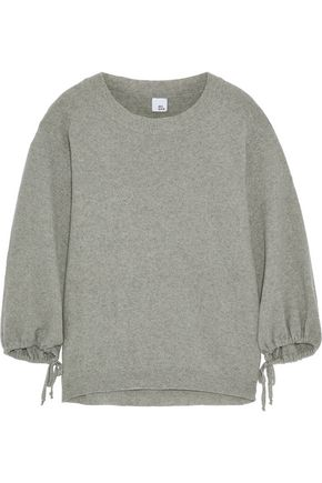 IRIS & INK Morgan mélange cashmere sweater