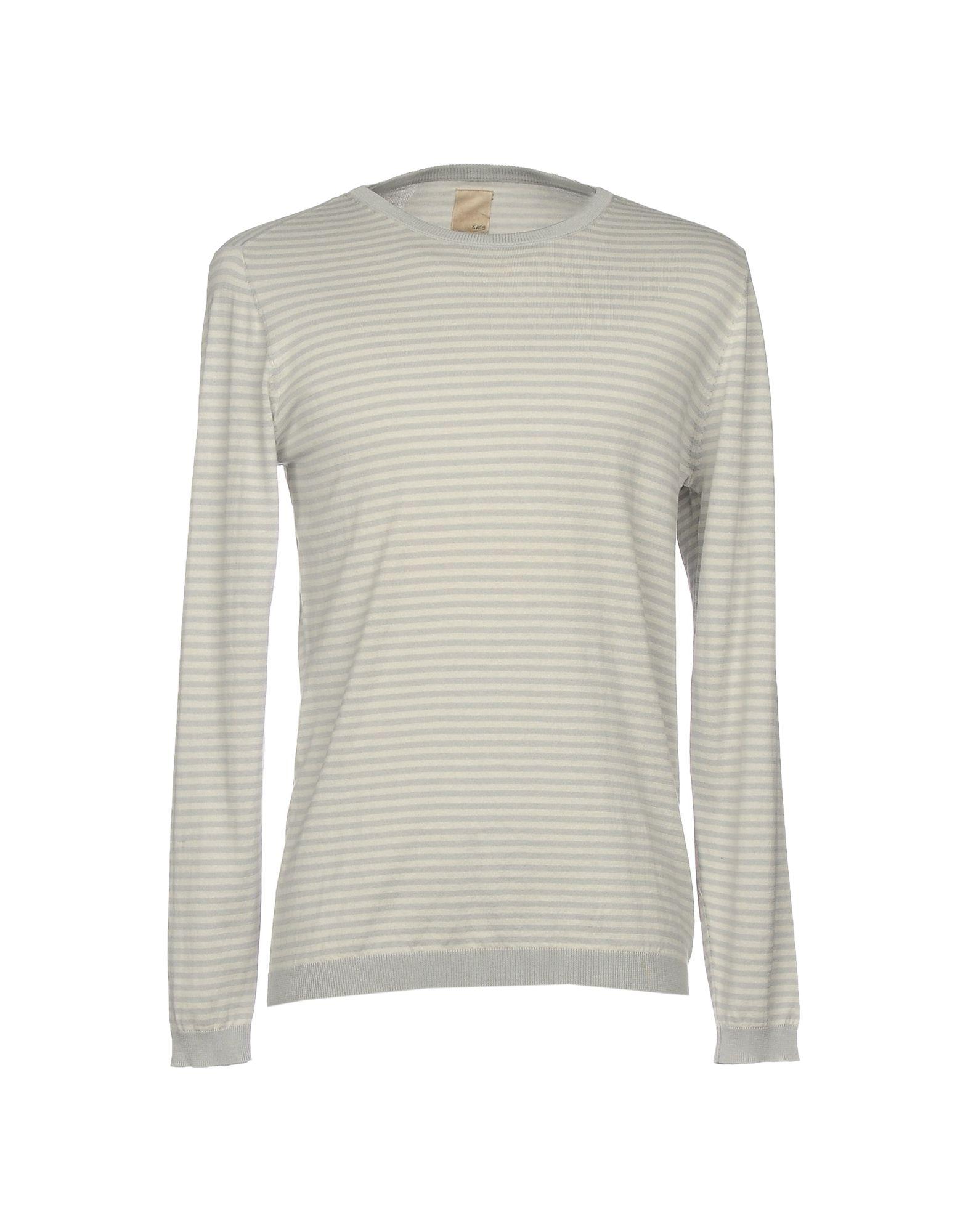 KAOS Свитер мужской свитер в полоску 52