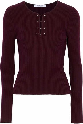 DEREK LAM 10 CROSBY Wool sweater