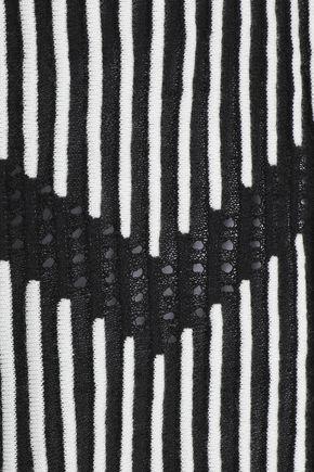 M MISSONI Jacquard-knit cardigan