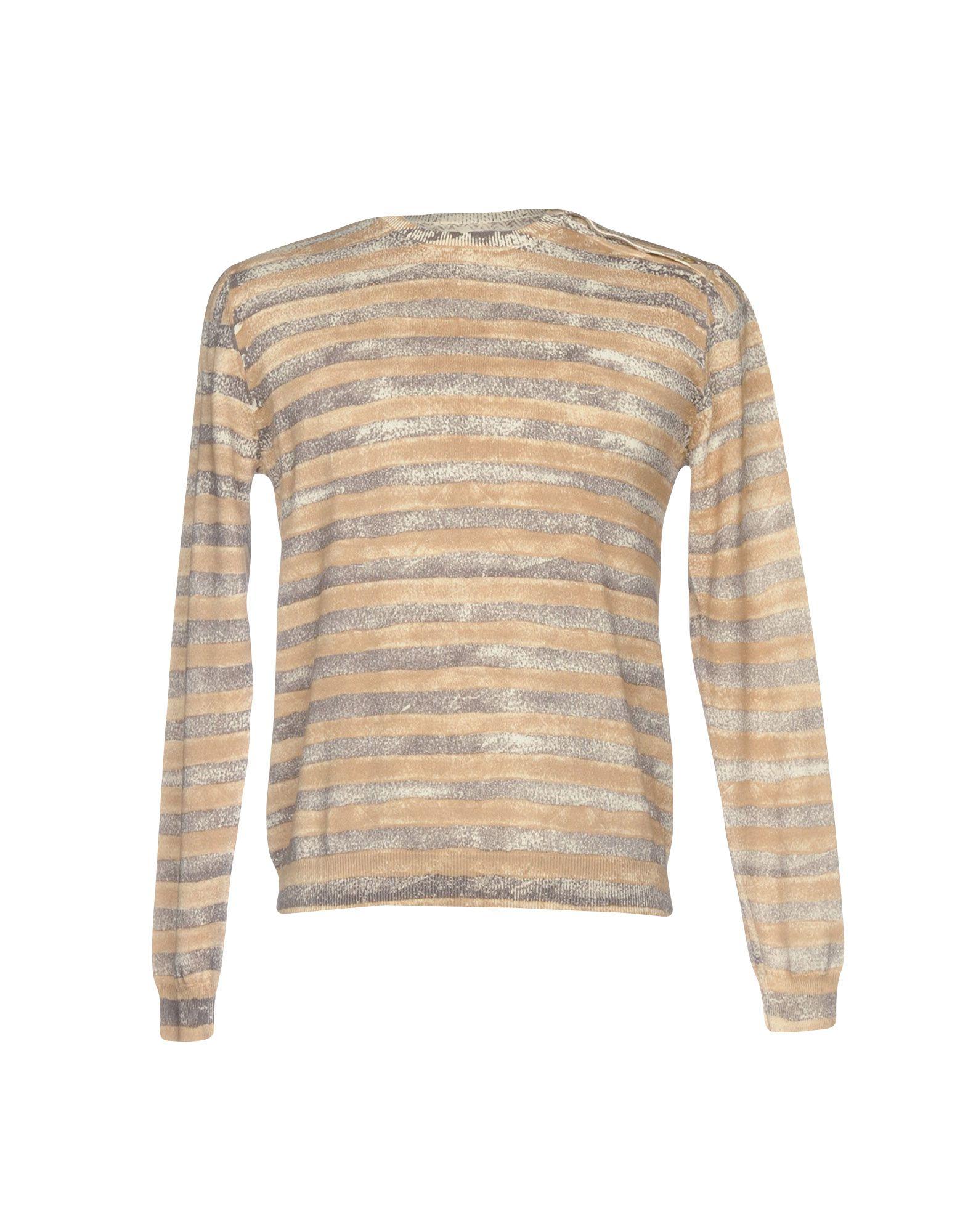 SZEN Свитер мужской свитер в полоску 52