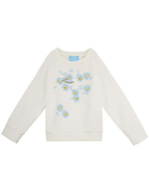 EMBROIDERED SWEATSHIRT - Lanvin