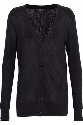 RAG & BONE Open-knit cashmere cardigan