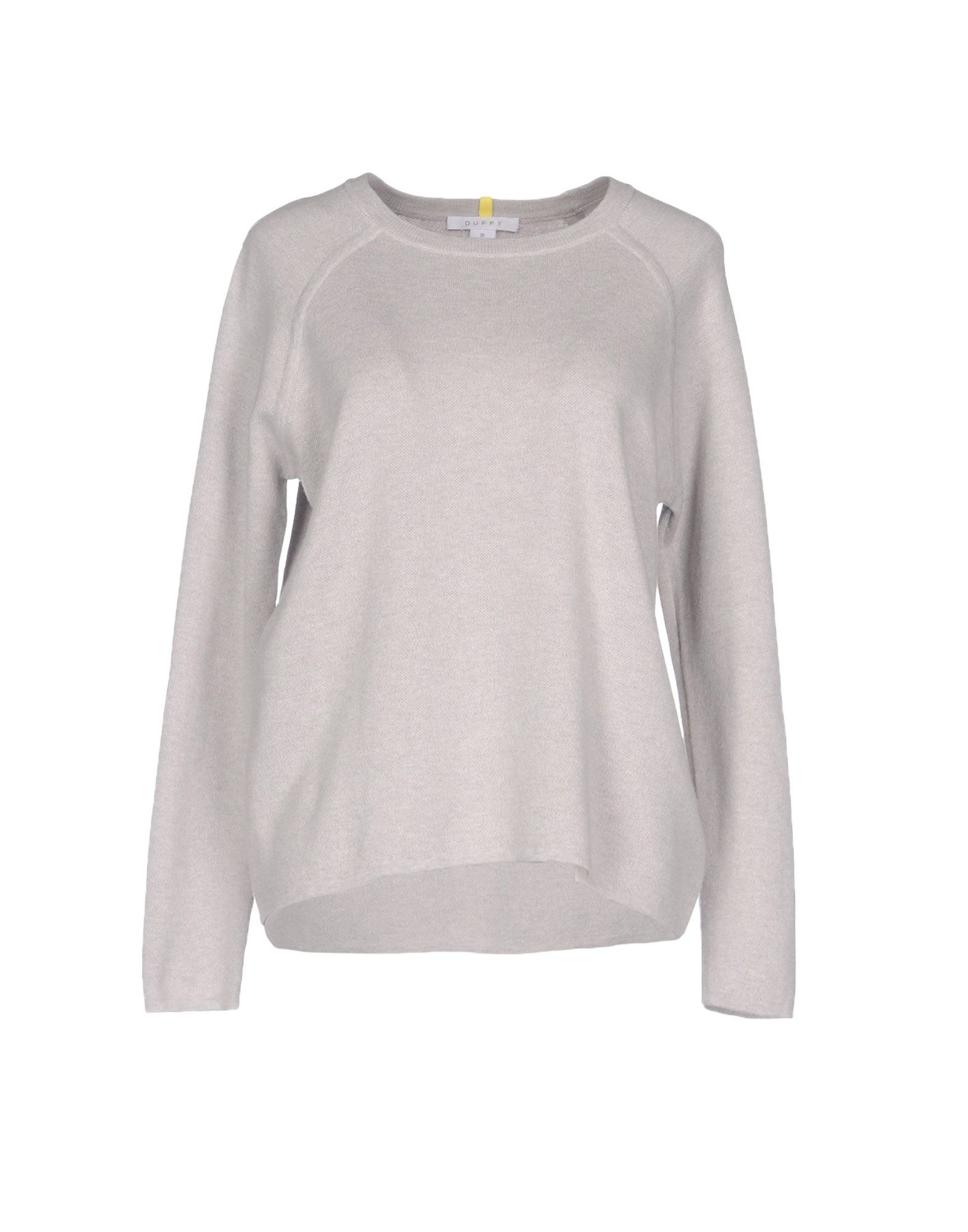 DUFFY Sweater in Light Grey