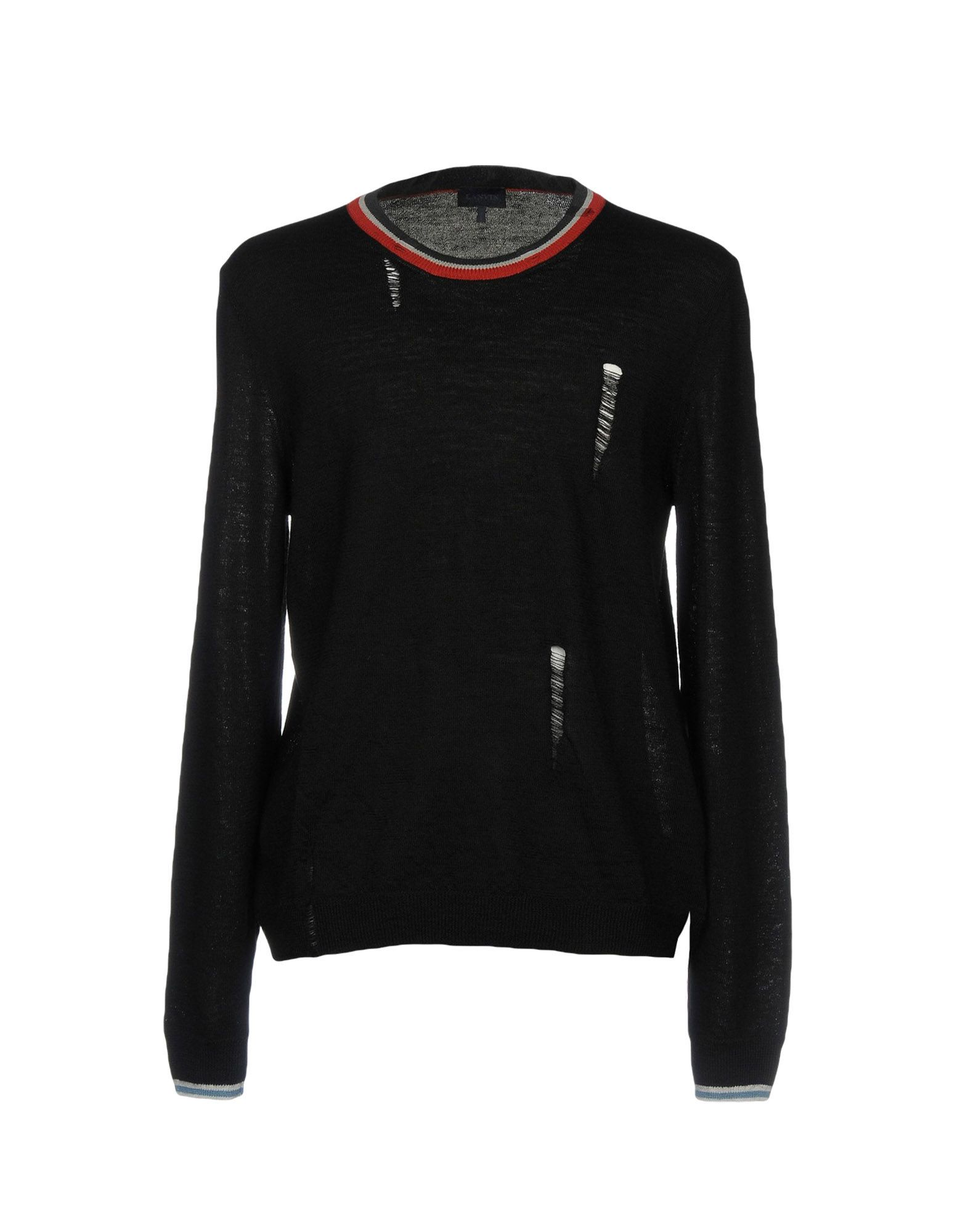 LANVIN Свитер портмоне mano business 19850 19850 black