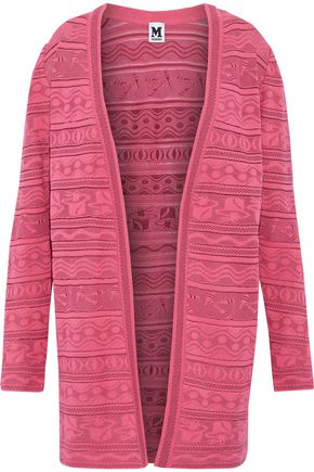 M MISSONI Knitted cotton-blend cardigan