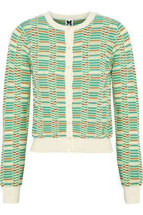 M MISSONI Crochet-knit cardigan