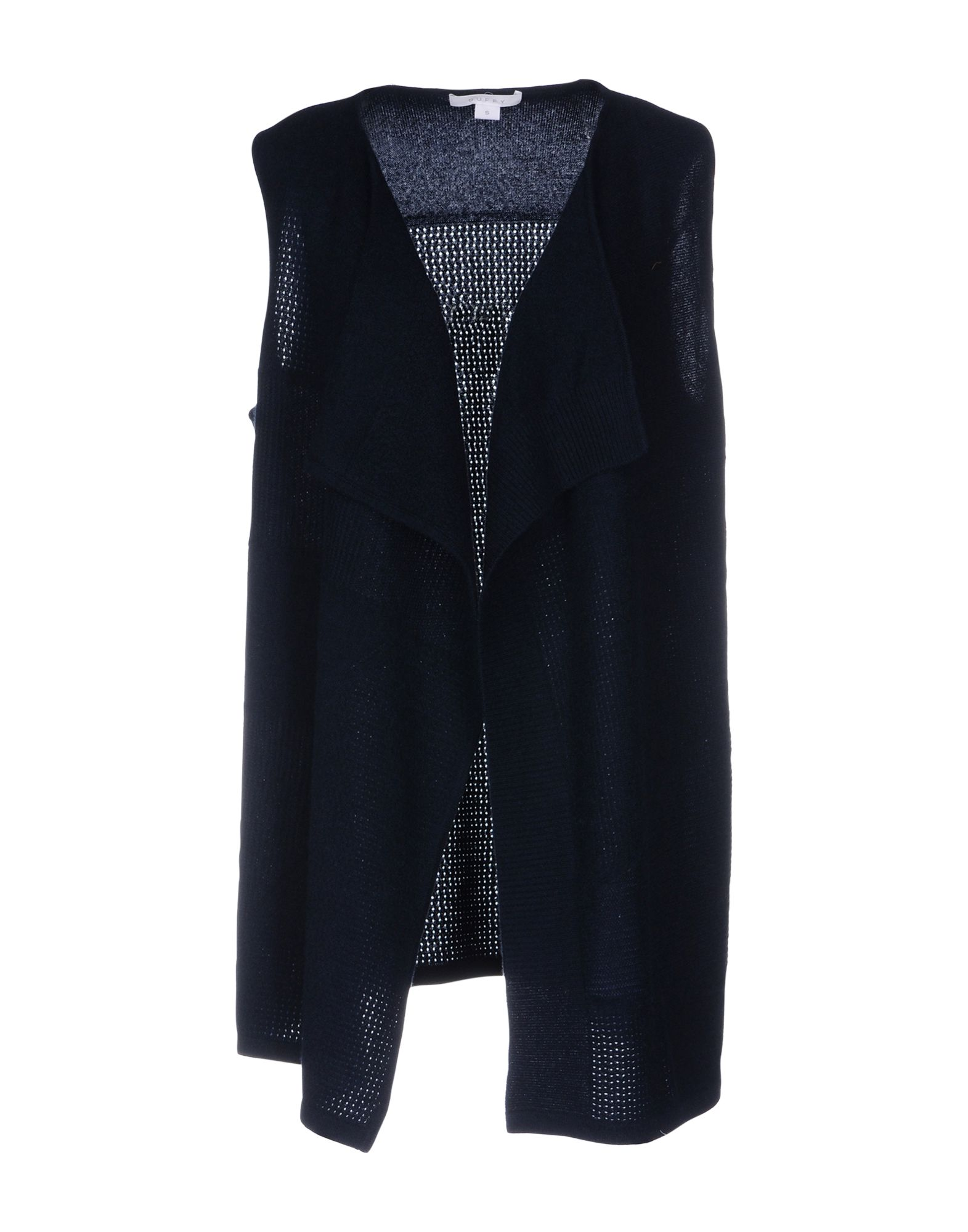 DUFFY Cardigan in Dark Blue