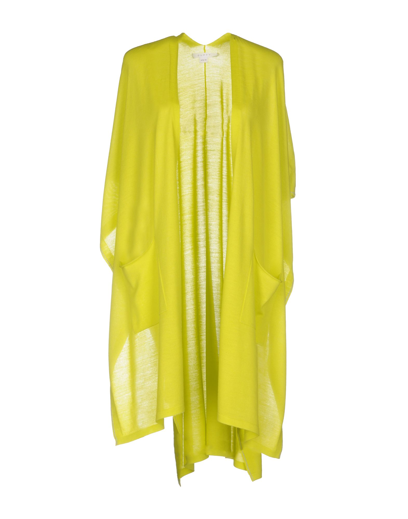 DUFFY Cape in Acid Green