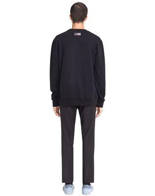 LANVIN EMBROIDERED SWEATSHIRT Knitwear & Sweaters U d
