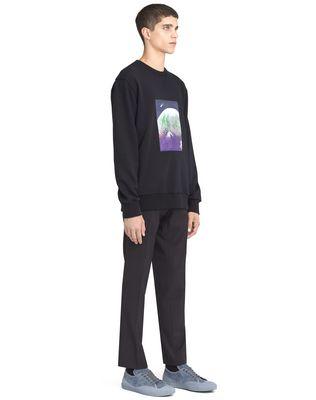 LANVIN EMBROIDERED SWEATSHIRT Knitwear & Sweaters U e