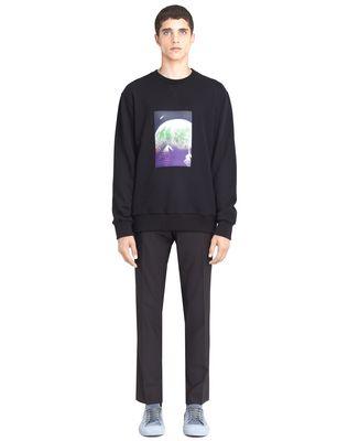 LANVIN EMBROIDERED SWEATSHIRT Knitwear & Sweaters U r