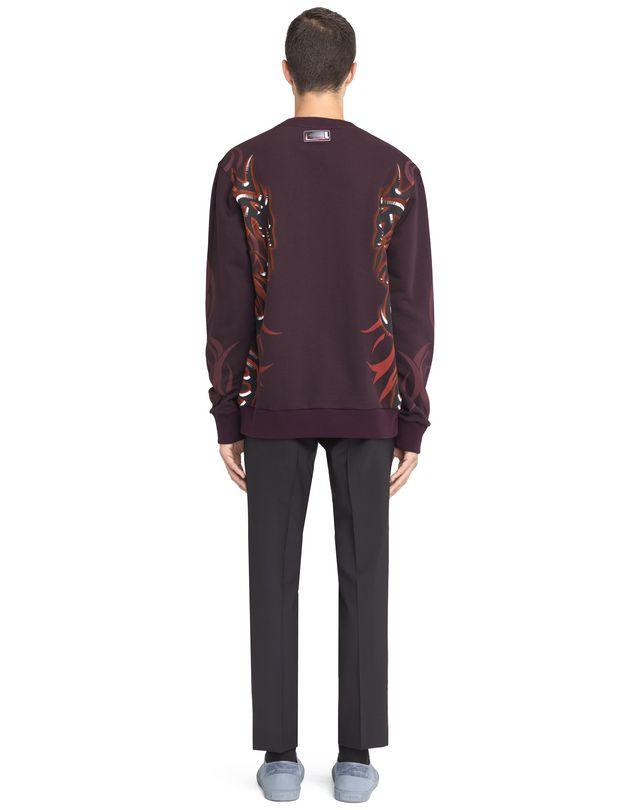 """LANVIN """"DRAGON TRIBAL"""" SWEATSHIRT Knitwear & Sweaters U d"""