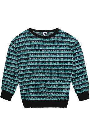 M MISSONI Open-knit sweater