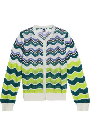 M MISSONI Cotton-blend cardigan