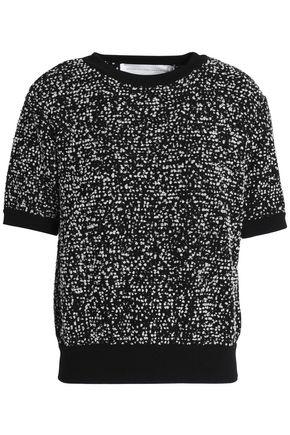 VICTORIA, VICTORIA BECKHAM Wool-blend top