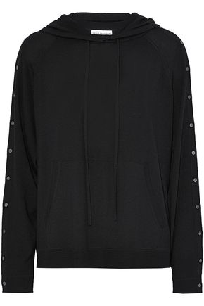 ROBERT RODRIGUEZ Hooded wool sweater