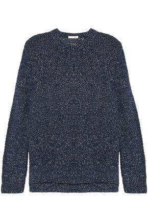 RAG & BONE Mélange open-knit cotton-blend top