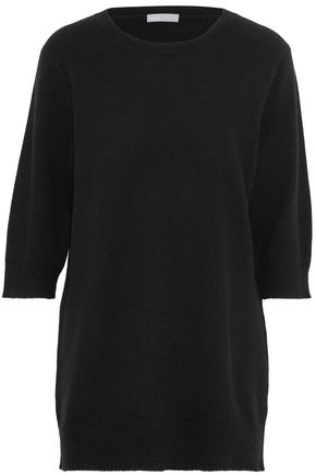VINCE. Cashmere knitted dress