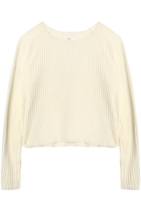 A.L.C. Ribbed-knit sweater