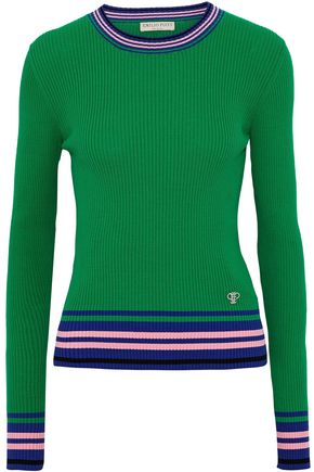 EMILIO PUCCI Ribbed cotton sweater
