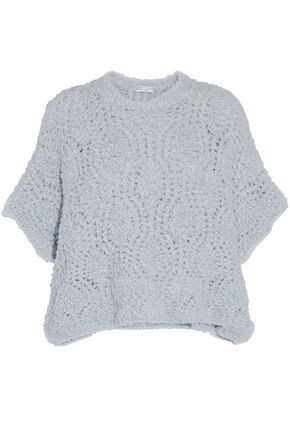 BRUNELLO CUCINELLI Bouclé-knit cashmere-blend sweater