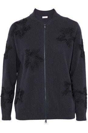 BRUNELLO CUCINELLI Embellished cashmere cardigan