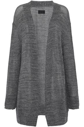RTA Open-knit cotton cardigan