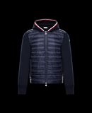 MONCLER CARDIGAN - Lined jumpers - men