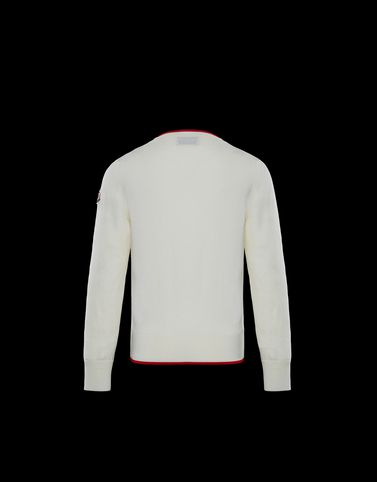Moncler Teen 12-14 years - Boy Man: CREWNECK