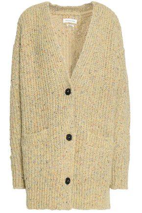 ISABEL MARANT ÉTOILE Marled ribbed-knit cardigan