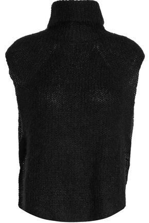 ISABEL MARANT ÉTOILE Mohair-blend turtleneck sweater