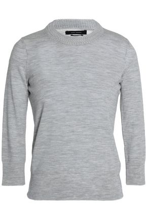 ISABEL MARANT Mélange wool sweater