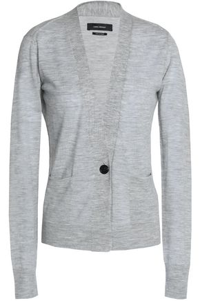 ISABEL MARANT Merino wool cardigan