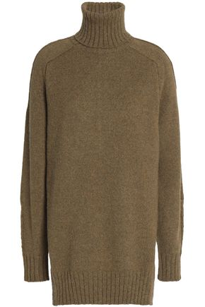 ISABEL MARANT Wool-blend turtleneck sweater