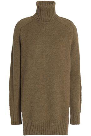 ISABEL MARANT Wool-blend turtleneck sweater