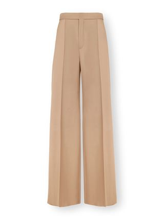 Wide flared pants