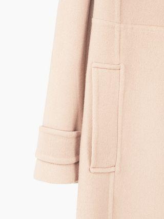 Mid-calf coat
