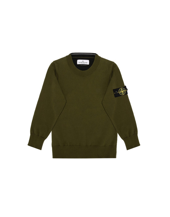 Sweater 504A4 STONE ISLAND JUNIOR - 0