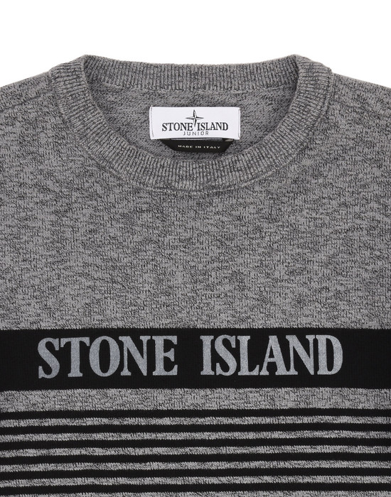 39839030kd - SWEATERS STONE ISLAND JUNIOR