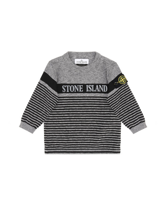Sweater 520A5 STONE ISLAND JUNIOR - 0