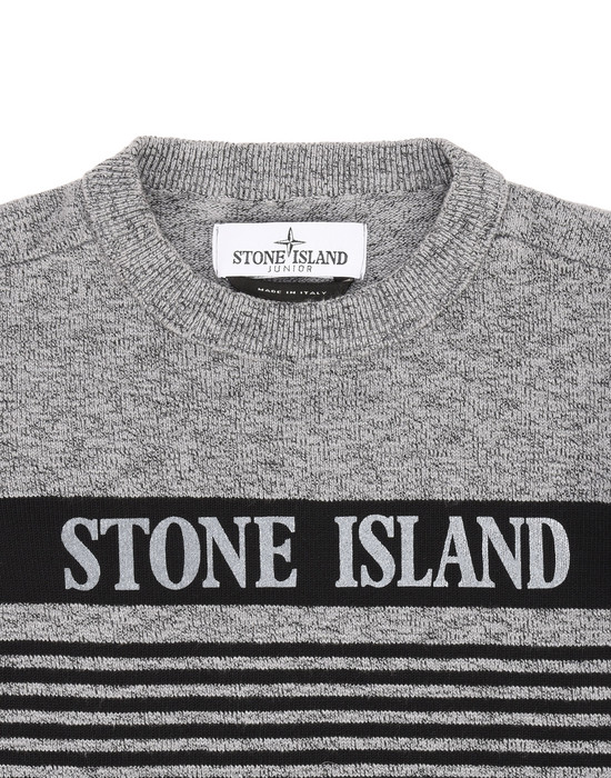 39839031qi - SWEATERS STONE ISLAND JUNIOR