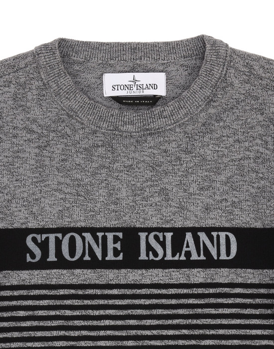 39839039og - SWEATERS STONE ISLAND JUNIOR