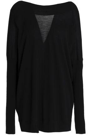 MARNI Wool and silk-blend cardigan