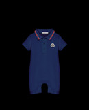 MONCLER ONESIE - Rompers - men