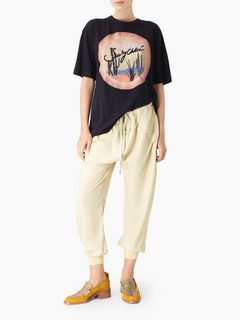 """Sunrise"" elbow-length T-shirt"
