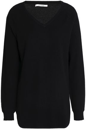 CHINTI AND PARKER Knotted cashmere sweater