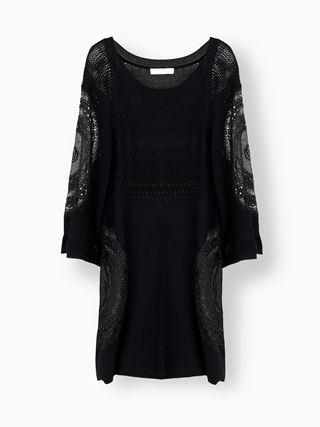 Light-knit dress