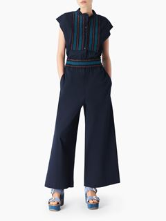 Pantalon trapèze