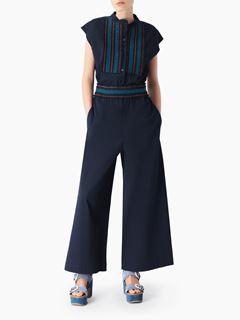 A-line pants